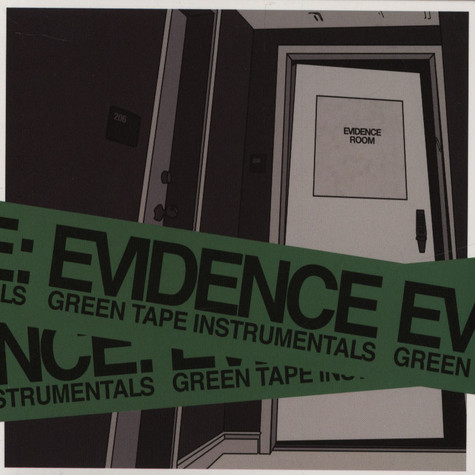 Evidence of Dilated Peoples - Green Tape Instrumentals