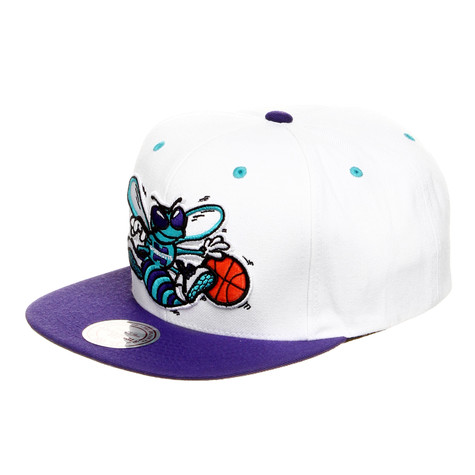 Mitchell & Ness - Charlotte Hornets NBA Grapes Collection Snapback Cap