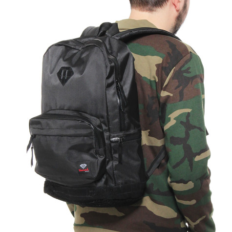 Diamond Supply Co. - Suede Croc School Life Backpack