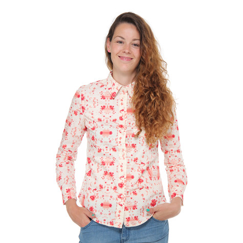 Levi's - Tailored 1 Pocket With Collar Stay Women Shirt