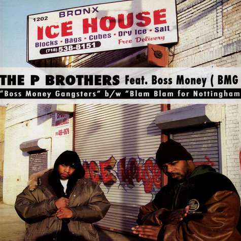 P Brothers - Boss Money Gangsters feat. Money Boss Players