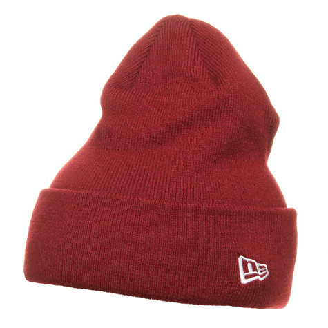 New Era - Original Basic Cuff Knit 3 Beanie