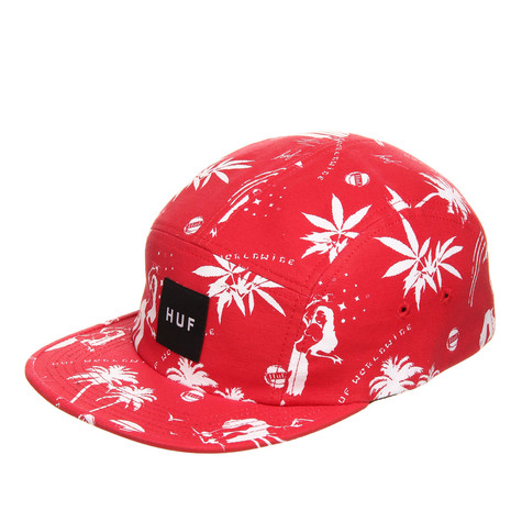 HUF - Drunk Aloha Volley Cap