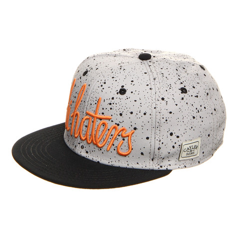 7b1461c0fc6 Cayler   Sons - Hi Haters Snapback Cap (Grey Cement   Black   Burnt ...