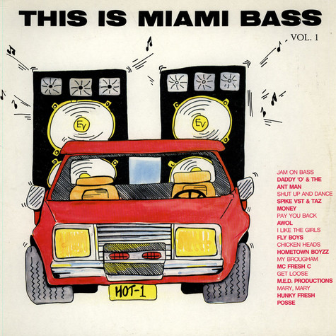 V.A. - This Is Miami Bass