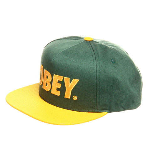 Obey - The City Snapback Cap