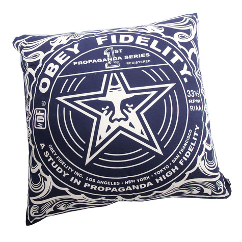Obey - Obey Fidelity Pillow