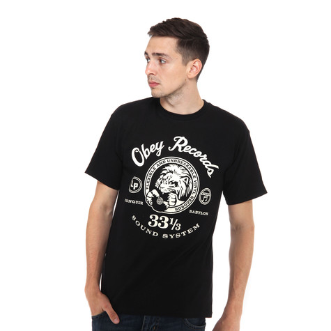 Obey - Conquer Babylon T-Shirt