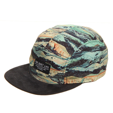 The Quiet Life - Mountain 5 Panel Cap