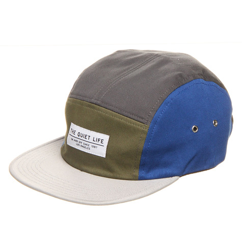 The Quiet Life - Quad 5 Panel Cap