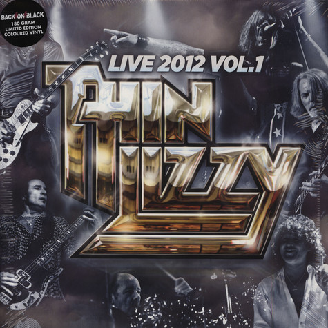 Thin Lizzy - Live 2012 Volume 1