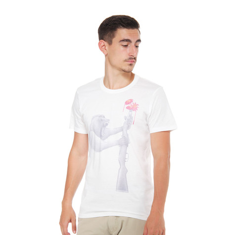Element x Todd Francis - Peaceful Warrior Baboon T-Shirt
