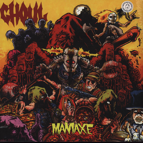 Ghoul - Maniaxe