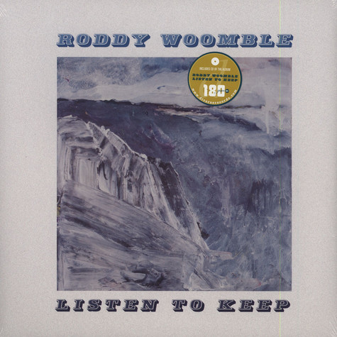 Roddy Woomble - Listen To Keep