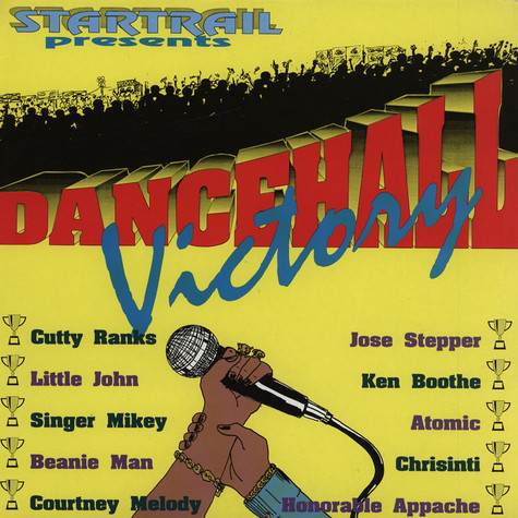 V.A. - Star Trail Presents Dancehall Victory