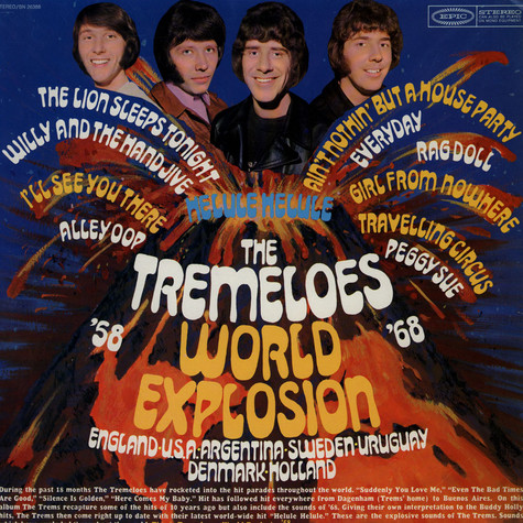 Tremeloes, The - World Explosion!