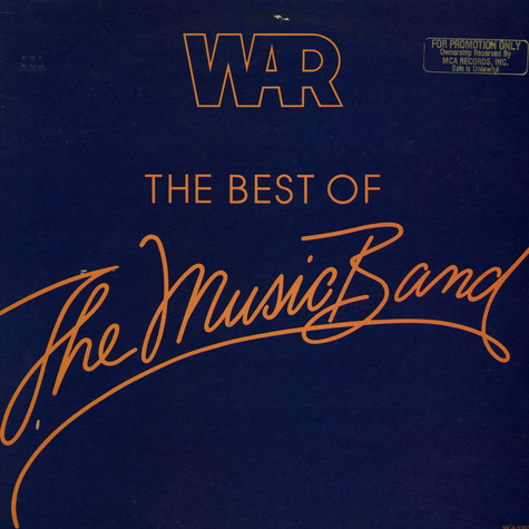 War - The Best Of The Music Band