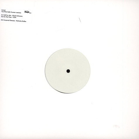Locust - You'll Be Safe Forever Remixes