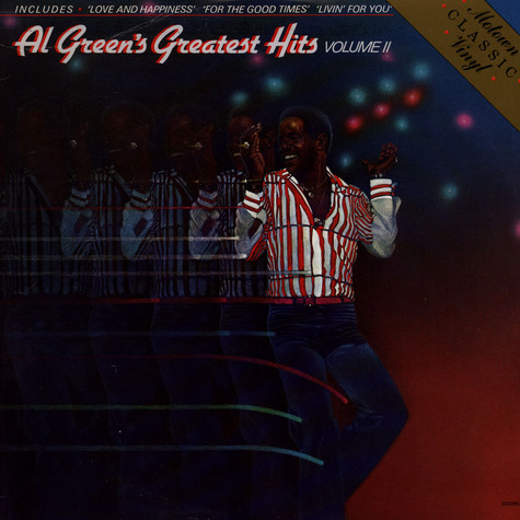 Al Green - Al Green`s Greatest Hits Vol. 3