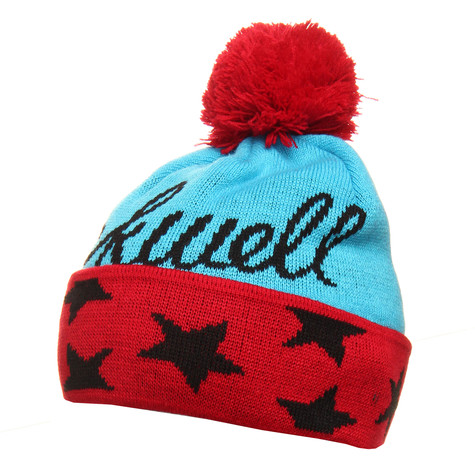Rockwell by Parra - Country Club Pom Beanie