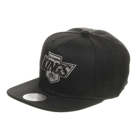 Mitchell & Ness - Los Angeles Kings NHL Wool Solid Snapback Cap
