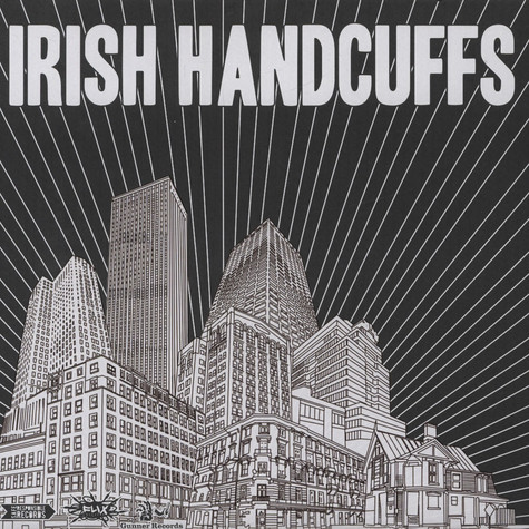 Dan Webb And The Spiders / Irish Handcuffs - Quiet Houses / Derail