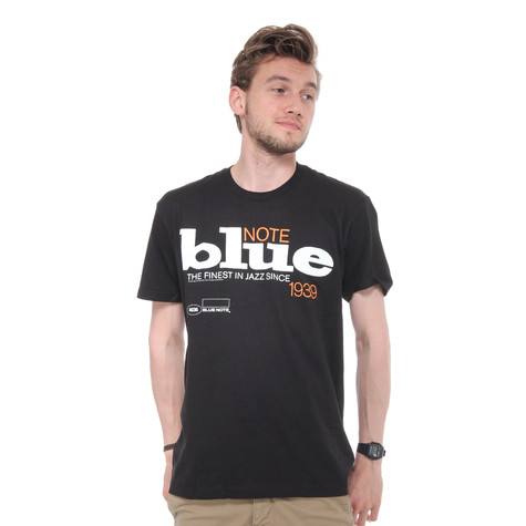 Blue Note - Side Up T-Shirt