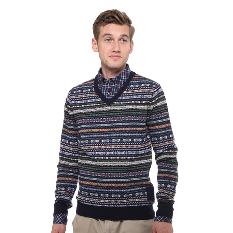 Barbour - Dalehead V Neck Sweater