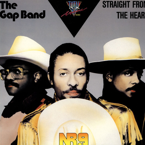 Gap Band, The - Straight From The Heart
