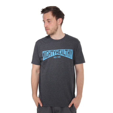 Mighty Healthy - Ramp Logo Soft T-Shirt