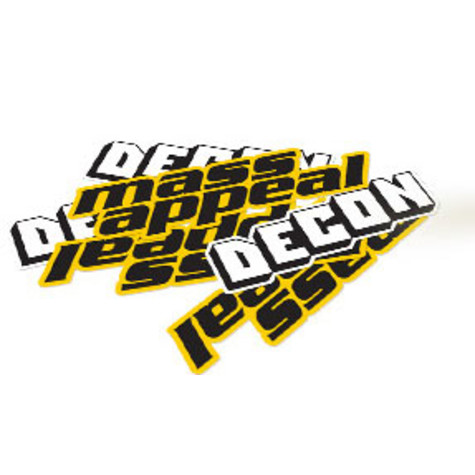 Evidence of Dilated Peoples - Green Tape Instrumentals Sticker Pack für Deluxe Bundle