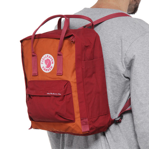 Fjällräven - Save the Arctic Fox Kånken Backpack