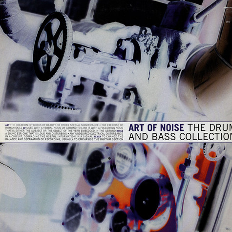 Art Of Noise, The - The Drum And Bass Collection