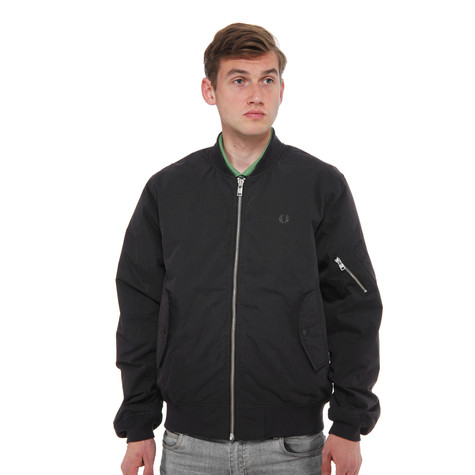 Fred Perry - Quilted Bomber Jacket