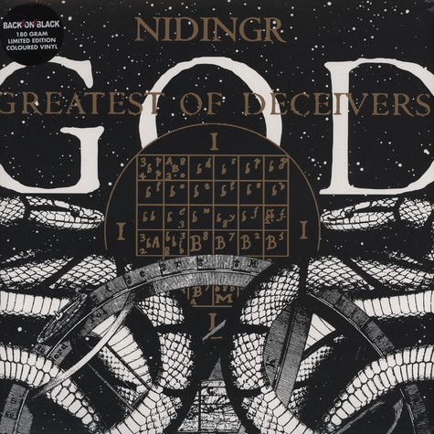 Nidinger - Greatest Of Deceivers