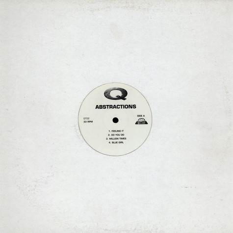 Q-Tip - Abstractions