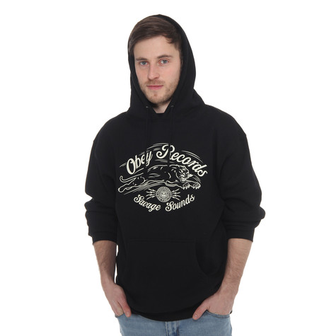 Obey - Savage Sounds Panther Hoodie