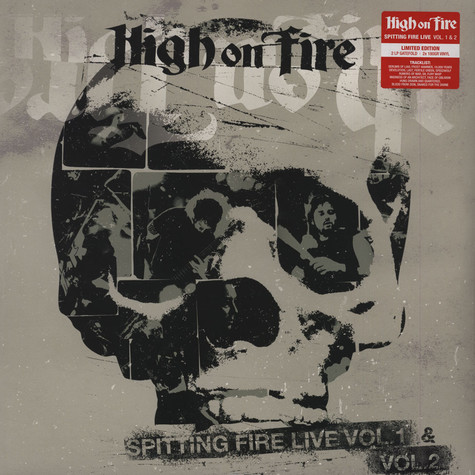 High On Fire - Spitting Fire Live Volume 1 & 2