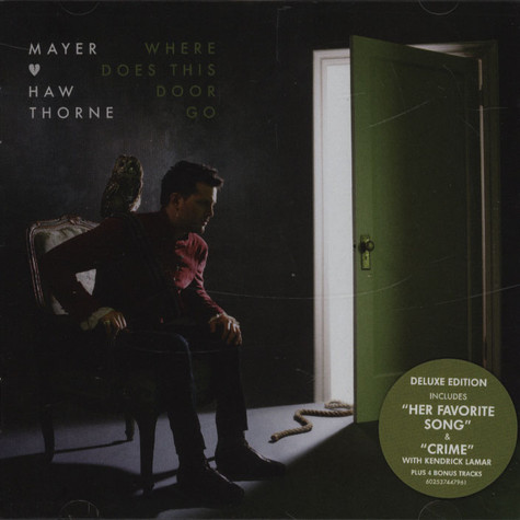 Mayer Hawthorne - Where Does This Door Go Deluxe Edition