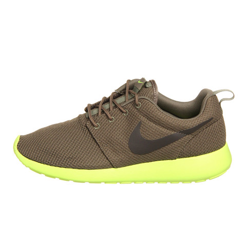 best website 00de6 63366 Nike. Roshe Run (Tarp Green ...