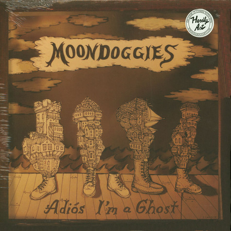 Moondoggies - Adios I'm A Ghost