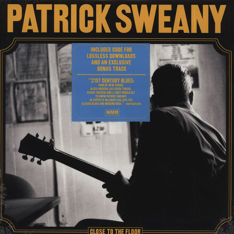Patrick Sweany - Close To The Floor