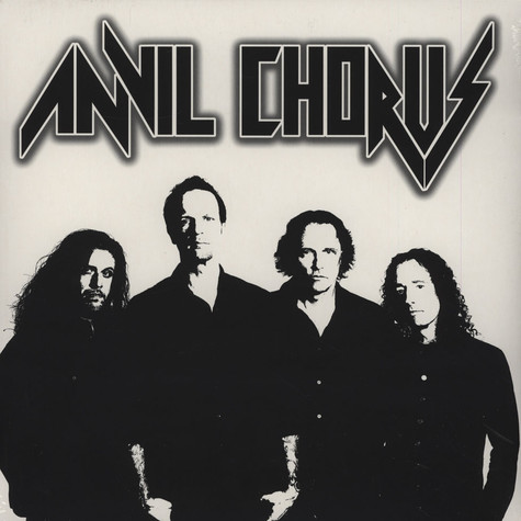 Anvil Chorus - The Killing Sun White-black Splatter Vinyl Edition