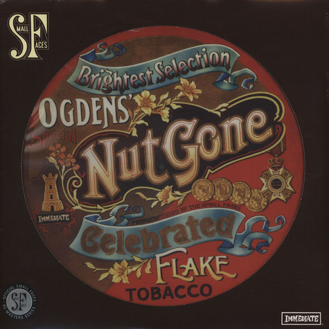 Small Faces - Ogdens' Nut Gone Flake Picturedisc Edition