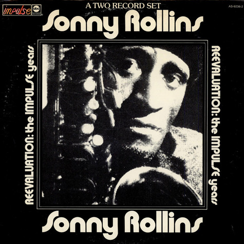 Sonny Rollins - Reevaluation: The Impulse Years