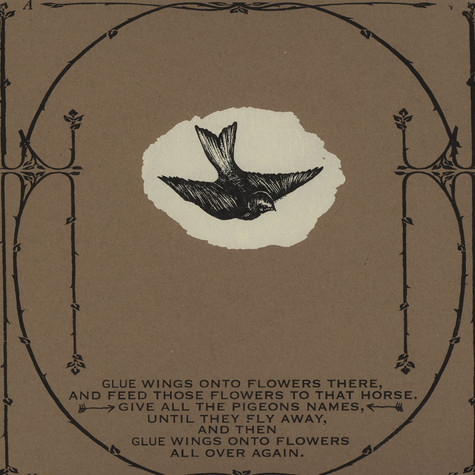 Silver Mount Zion Memorial Orchestra - Horses In The Sky