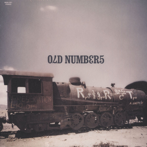 Preservation - Old Numbers
