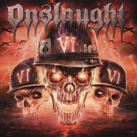 Onslaught - VI Military Green Vinyl Edition