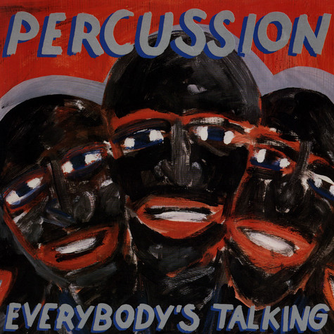 Per Cussion - Everybody's Talking