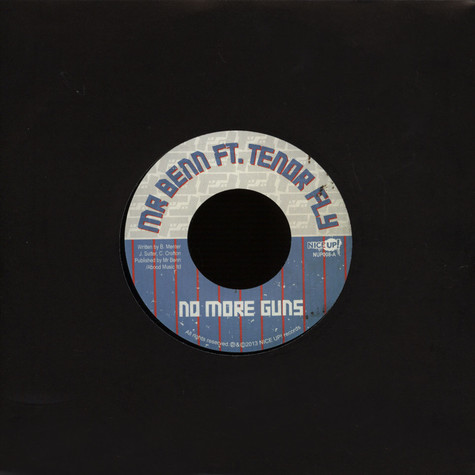 Mr Benn - No More Guns feat. Tenor Fly